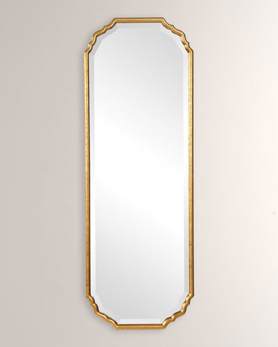Elegant Curved Mirror