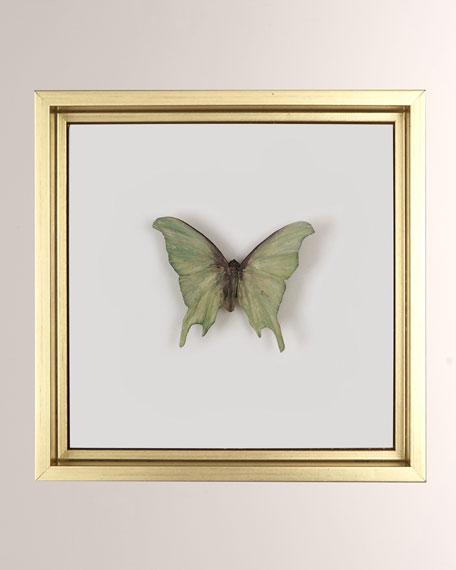 Canopy Framed Butterfly Sculpture