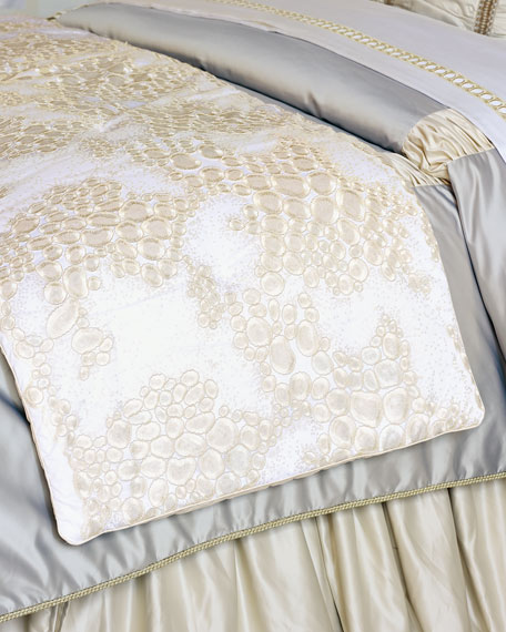 Eastern Accents Jolene King Bed Scarf