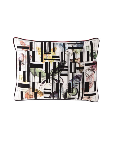 Christian Lacroix Lovely Escape Multicolor Pillow