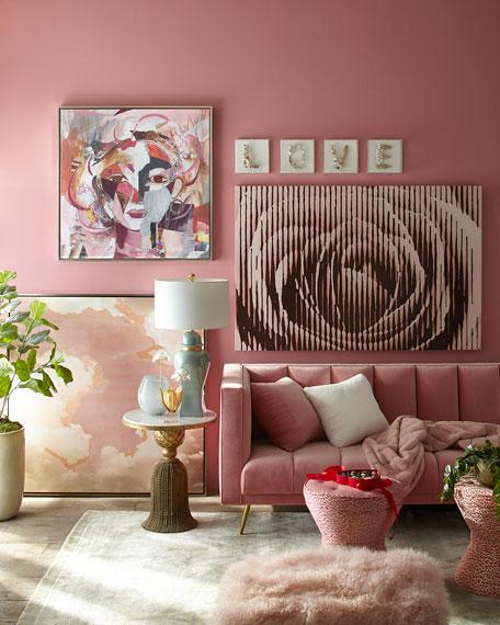 """Pink Clouds"" Giclee Art"