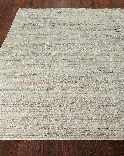 Agadir Hand-Knotted Rug  5'3 x 7'3