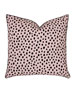 Spectator Blush Decorative Pillow