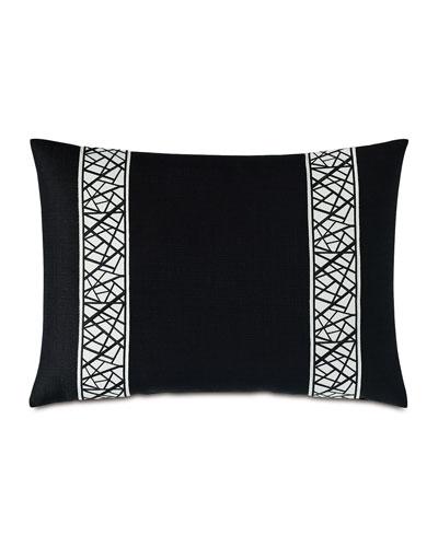 Maddox Abstract Decorative Pillow
