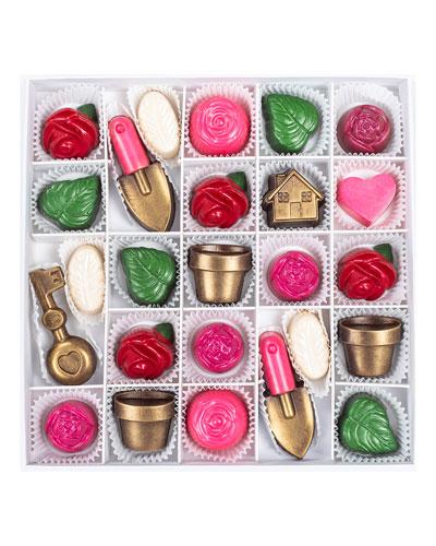 Secret Garden Chocolate Gift Box
