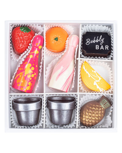 Bubbly Bar Chocolate Gift Box