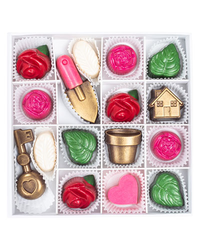 Rose Garden Chocolate Gift Box