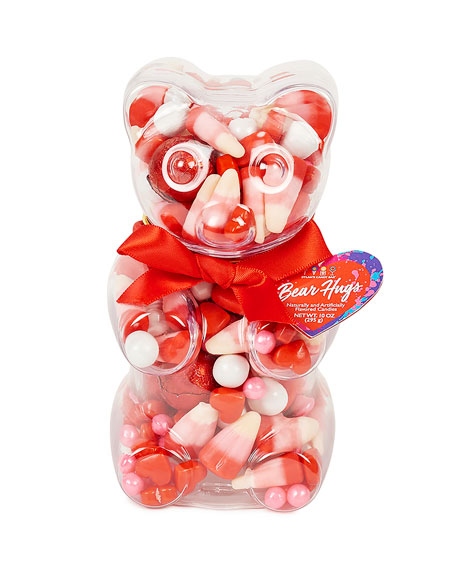 Dylan's Candy Bar Valentines Pink Mini Gummy Bear