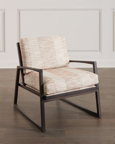 Leonidas Wood Frame Chair