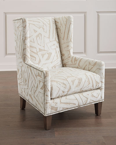 Pilette Wing Chair