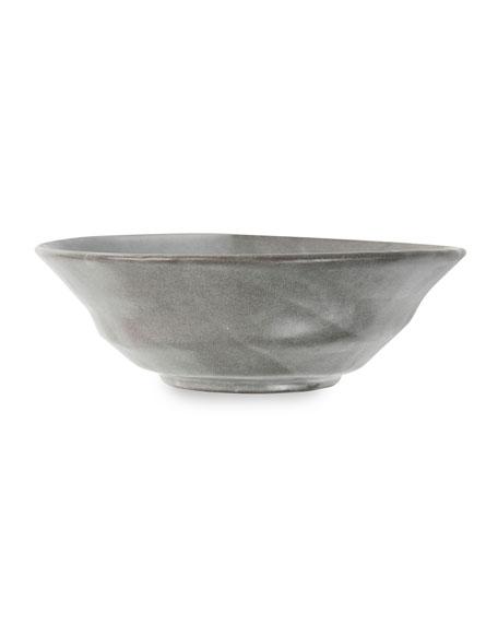 Marcus Cement Glaze Pasta/Soup Bowls, Set of 4