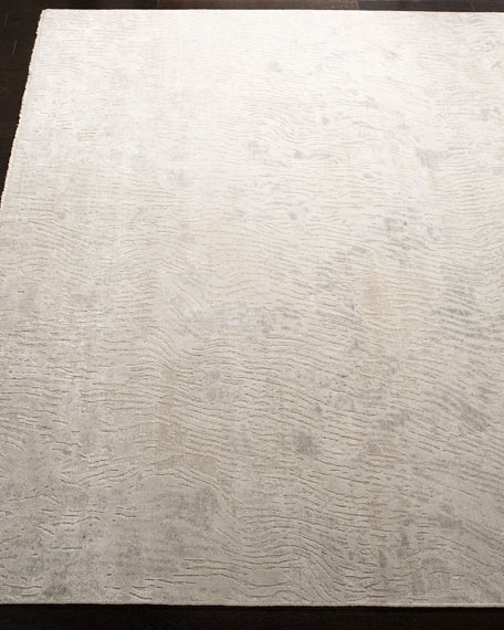 Apollo Hand-Knotted Rug, 6' x 9'