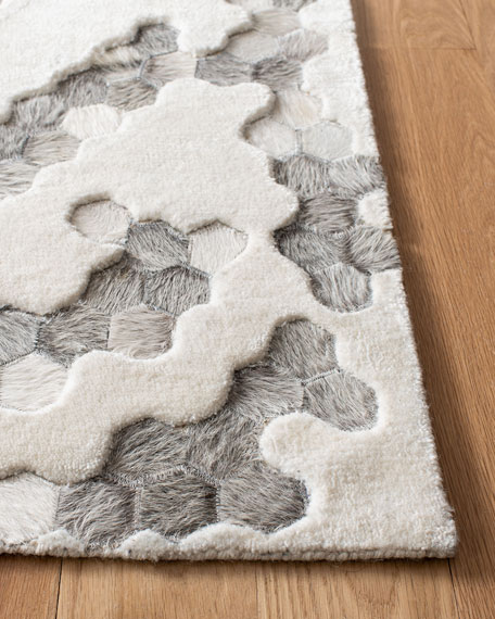 Dasher Hand-Tufted Rug, 4' x 6'