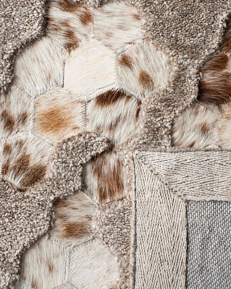 Derek Hand-Tufted Rug, 9' x 12'
