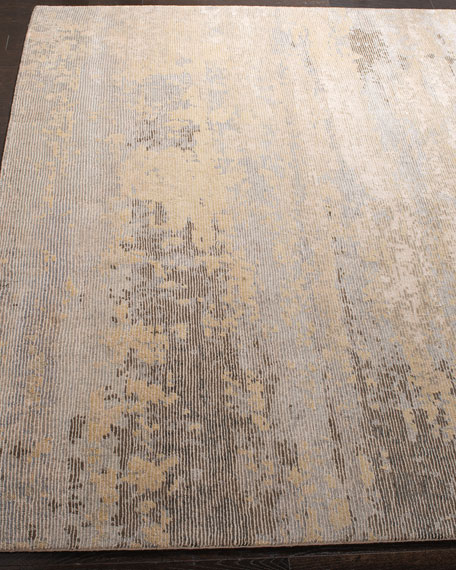 Kingsley Hand-Knotted Rug, 10' x 14'