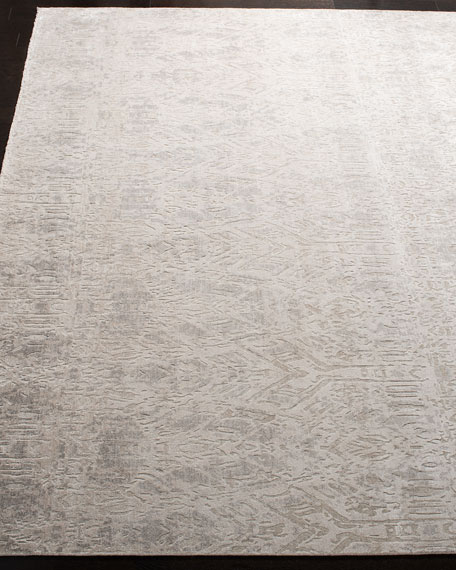 Jacques Hand-Knotted Rug, 8' x 10'