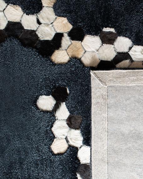 Burris Hand-Tufted Rug, 5' x 8'