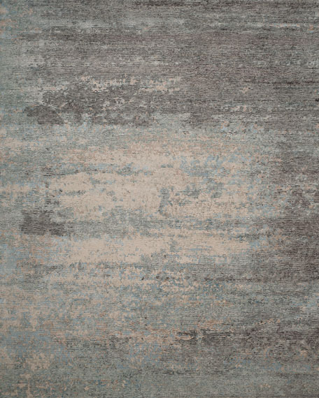 Haynes Hand-Knotted Rug, 6' x 9'