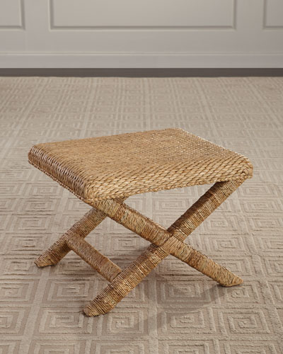 Terra Cross Stool