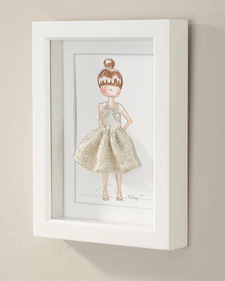 """""""Dania"""" 3D Art by Mizy"""