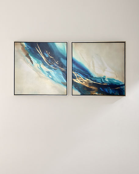 """""""By The Sea"""" Giclee Wall Art"""