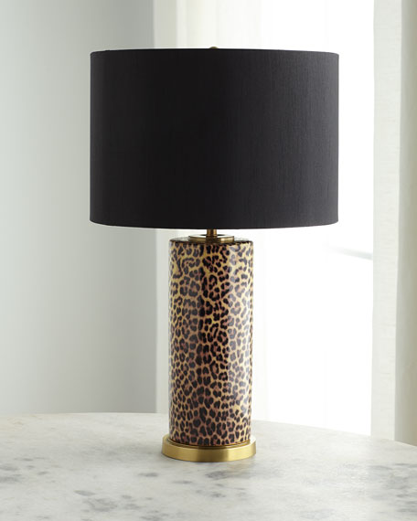Kenya Ceramic Table Lamp