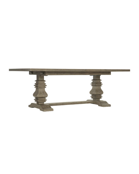 Canyon Ridge Pedestal Dining Table