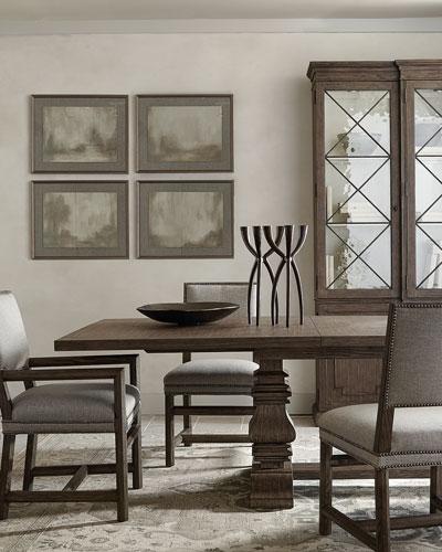 Canyon Ridge Pedestal Dining Table
