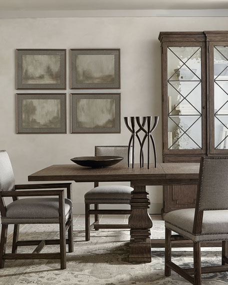 Bernhardt Canyon Ridge Pedestal Dining Table