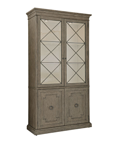 Canyon Ridge China Cabinet