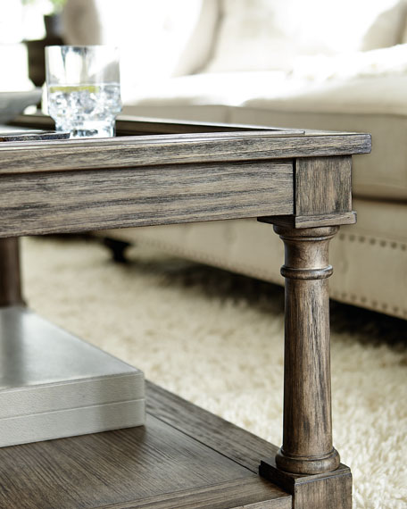Canyon Ridge Square Coffee Table