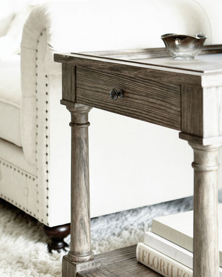 Bernhardt Canyon Ridge Side Table