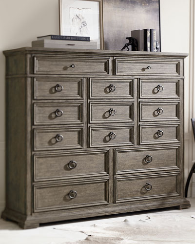 Canyon Ridge 15-Drawer Chest