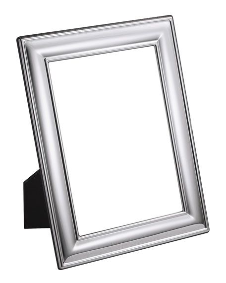 Carrs Of Sheffield Silver Plated Plain Frame, 4
