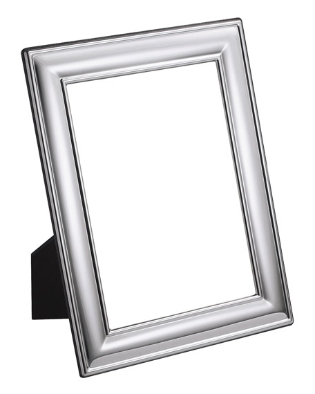 Carrs Of Sheffield Silver Plated Plain Frame, 5