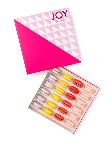 JOY Macarons Spring Assortment