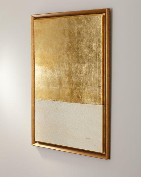 """""""Golden Sky"""" Canvas Art"""