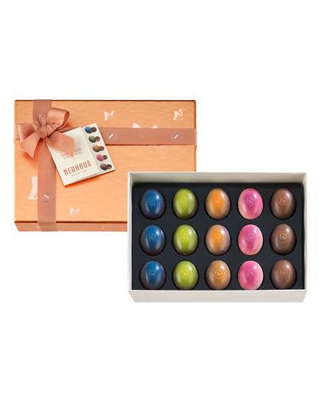 Neuhaus Chocolate 15 Premium Eggs Gift Box