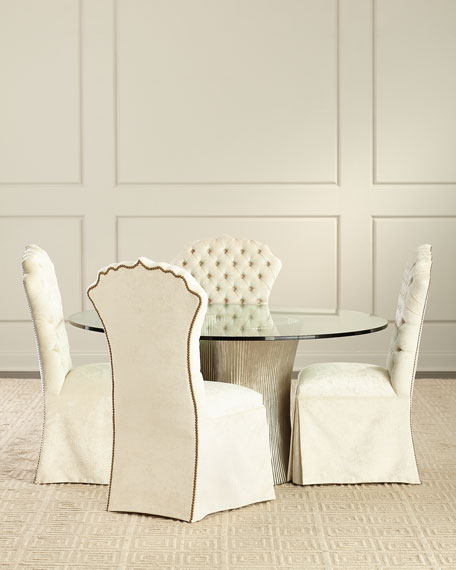 Haute House Lisabeth Ivory Dining Chair