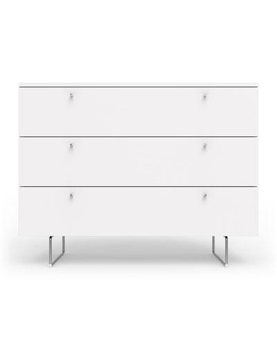 45 Alto Dresser  White