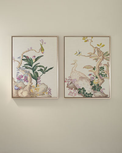 A Luminous Meditation Giclee Art Set