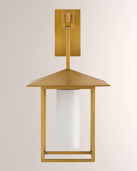 Temple Gold Sconce
