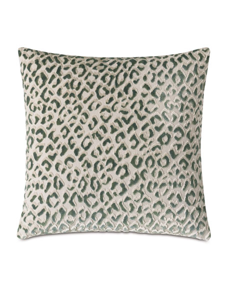 Moray Sage Decorative Pillow