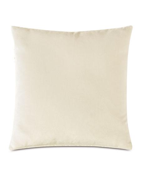 Tapir Orange Decorative Pillow