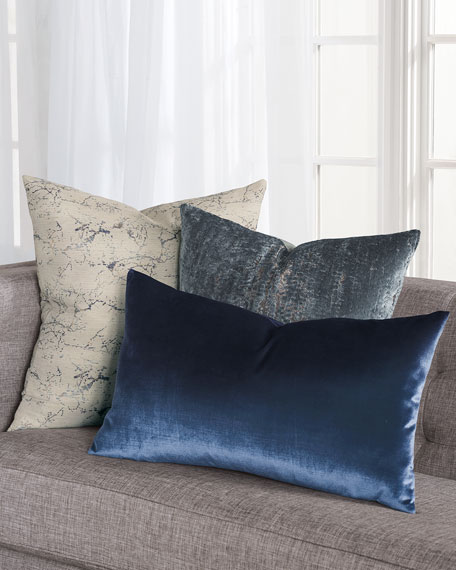 Eastern Accents Velda Midnight Decorative Pillow