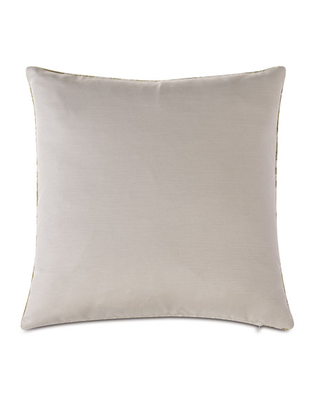 Brioche Mustard Decorative Pillow