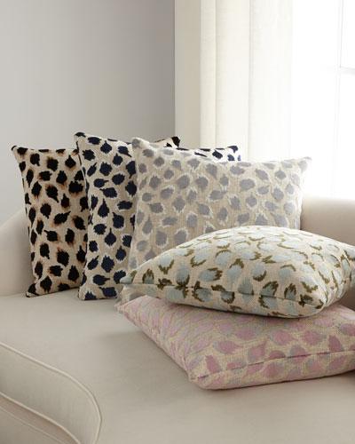 Ocelot Decorative Pillow