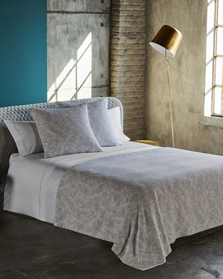 Versilia Fashion Cotton King Coverlet