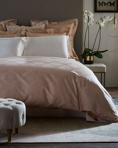 Frette at Home Boho Euro Sham