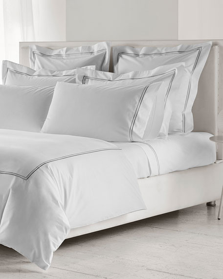 Frette at Home Piave Queen Duvet